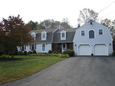 Bridgewater Single Family Home For Sale: 15 Hunters Dr