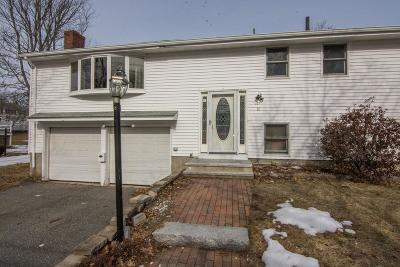 Stoneham Single Family Home Contingent: 19 Danby Rd