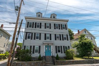 Gloucester Condo/Townhouse Under Agreement: 67 Friend St #4