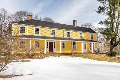 Canton Multi Family Home Under Agreement: 3 Homans Ln