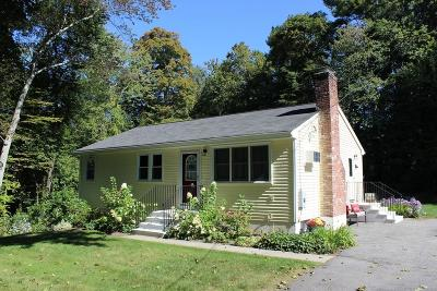 Hudson Single Family Home Under Agreement: 231 Central Street