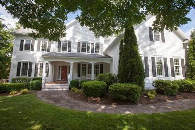 Natick Single Family Home For Sale: 2 Woodbury Ln
