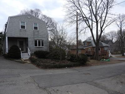 Reading Single Family Home For Sale: 7 Ordway Terrace