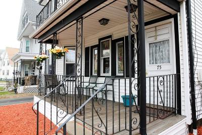 Medford Multi Family Home For Sale: 75 Fulton Street