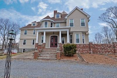 Taunton Single Family Home For Sale: 9 Rockland Street