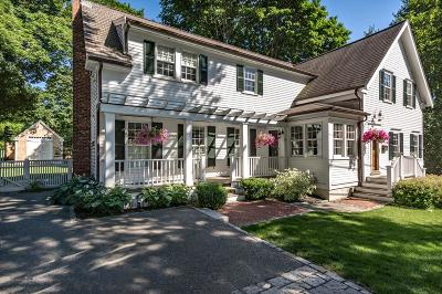 Cohasset MA Single Family Home Contingent: $1,135,000
