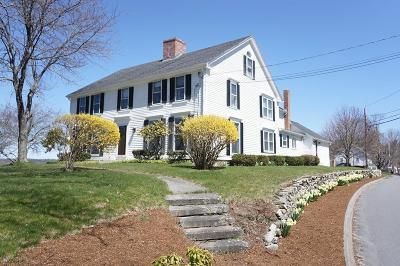 Westborough Single Family Home Contingent: 16 Morse St