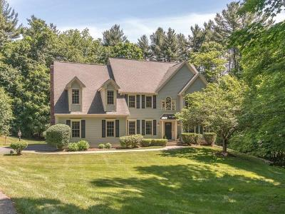 Southborough Single Family Home For Sale: 1 Metacomet Ln