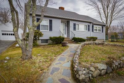 Holbrook Single Family Home Contingent: 9-11 Laurel Park