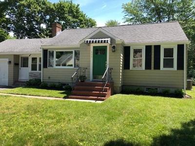 Westwood Single Family Home For Sale: 113 Willard Cir