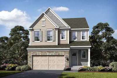 Weymouth Single Family Home Under Agreement: 34 Skyhawk Cir #Lot 9