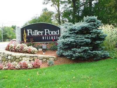 Middleton Condo/Townhouse For Sale: 91 Fuller Pond Road #161