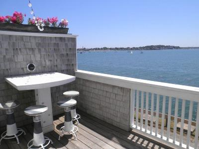 Hull Condo/Townhouse For Sale: 12 Marina Dr. #12