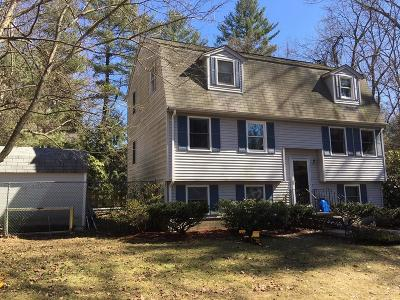 Billerica Single Family Home Under Agreement: 9 Osceola Ln