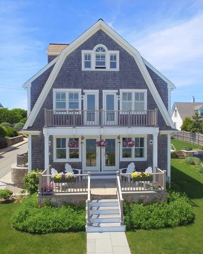 MA-Barnstable County Single Family Home For Sale: 1 Quinapoxet Avenue