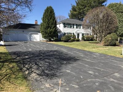 Milton Single Family Home For Sale: 65 Indian Spring Road