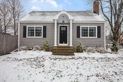 Stoneham Single Family Home Under Agreement: 17 Bonad Rd