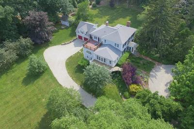 Duxbury Single Family Home Under Agreement: 1 Harden Hill Rd