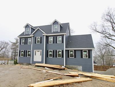 Billerica Single Family Home Under Agreement: 23 Peace St