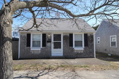 Hull Single Family Home Under Agreement: 156 Samoset Ave #2