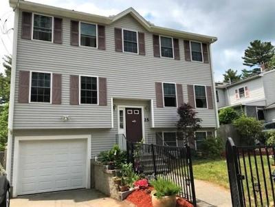 Billerica Single Family Home For Sale: 25 Blackwood Ave