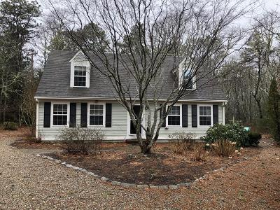 Mashpee Single Family Home Under Agreement: 7 Summersea Rd
