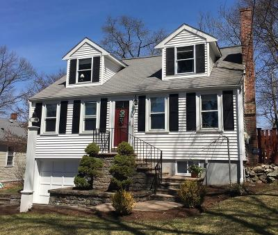 Westwood Single Family Home For Sale: 28 Church Street