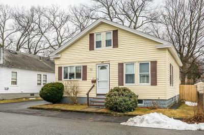 Lowell Single Family Home Contingent: 85 Puffer St