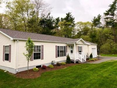 Middleboro Single Family Home Under Agreement: 606 Orchard Court #OAK POIN