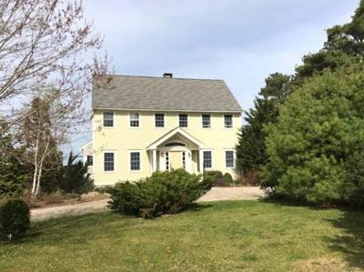 Wareham Single Family Home For Sale: 102 Maple Springs Dr.