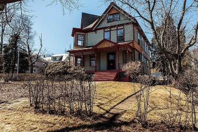 Arlington MA Single Family Home Under Agreement: $899,000