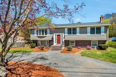 Woburn Single Family Home Under Agreement: 4 Sherman Place Court