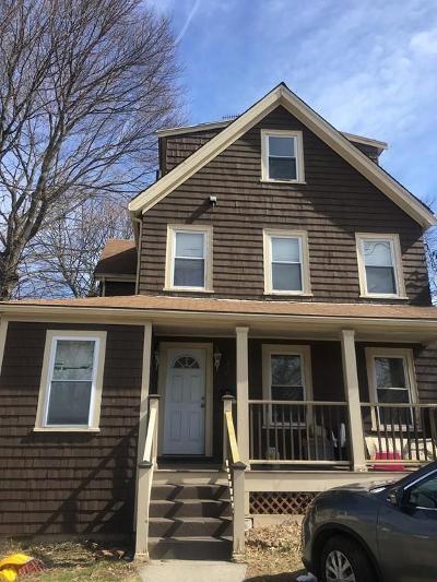 Milton Single Family Home For Sale: 250 Thacher Street