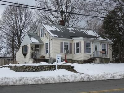 Lowell Single Family Home Under Agreement: 903 Chelmsford St
