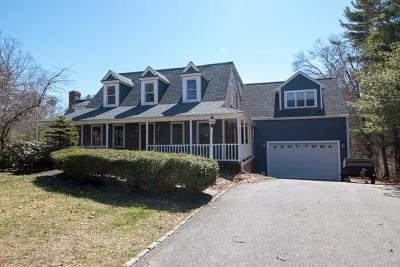 Marshfield Single Family Home For Sale: 369 Highland St