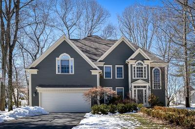 Natick Single Family Home For Sale: 35 Pheasant Hollow Rd