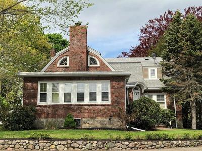 Quincy Single Family Home For Sale: 29 Hayden Street