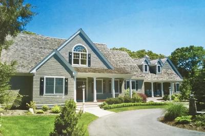 MA-Barnstable County Single Family Home For Sale: 1 Nemasket Rd