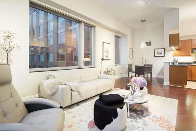 Condo/Townhouse For Sale: 1 Charles St S #1612