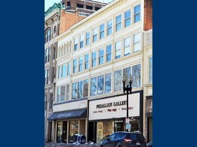 Commercial For Sale: 336-344 Boylston Street