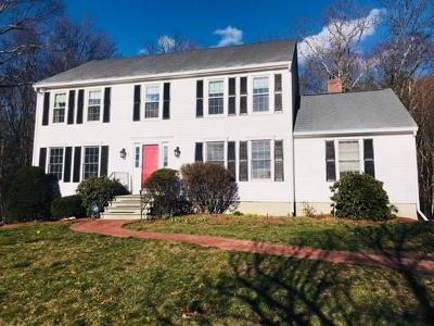 Franklin Single Family Home Under Agreement: 1 Delta Ct.