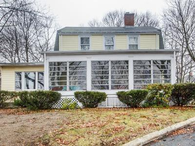 Single Family Home For Sale: 202 Dana Ave