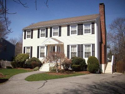 Stoneham Single Family Home For Sale: 18 Gracewood Rd