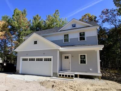 Foxboro Single Family Home Under Agreement: 12 Cary Lane #Lot 6