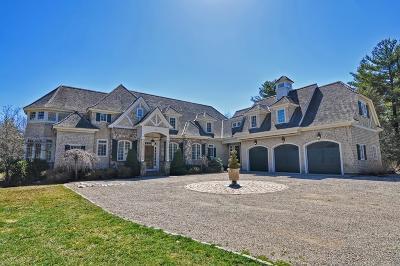 Milton Single Family Home For Sale: 4 Stone Bridge Ln