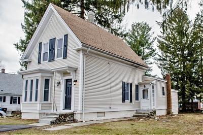 Whitman Single Family Home For Sale: 39 Lazel St