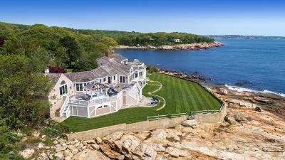 Gloucester MA Single Family Home For Sale: $3,950,000