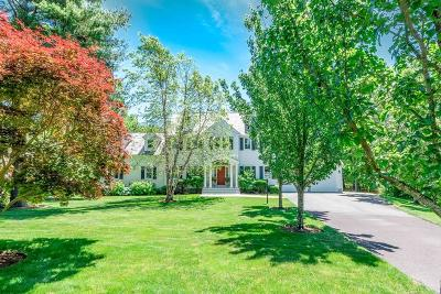 Mashpee Single Family Home For Sale: 3 Hidden Oaks Ln #3