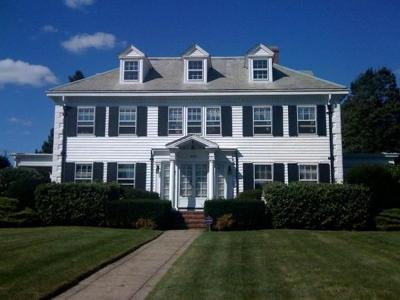 Brockton Single Family Home For Sale: 257 Prospect St
