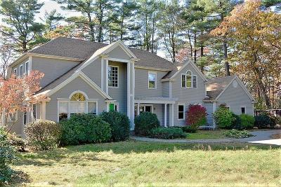 Natick Single Family Home For Sale: 25 Indian Rock Rd